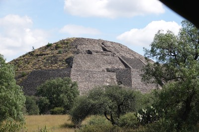 Pyramid of the Moon, Teotihuacán9